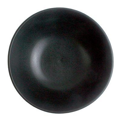 BOWL RICE BLACK 16CM, THE GOOD PLATE