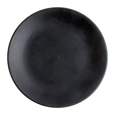 PLATE COUPE BLACK 19CM, THE GOOD PLATE