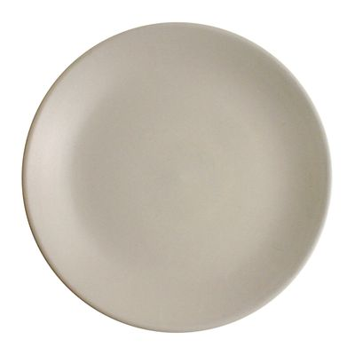 PLATE COUPE WHITE 19CM, THE GOOD PLATE