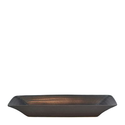 VILAMOURA MID SPECKLE RECT 375X120X50MM