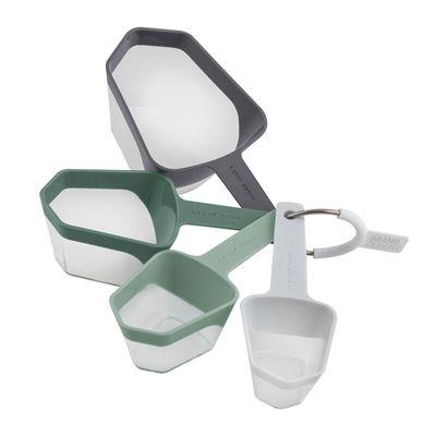 MEASURING CUPS 4PCE, GRAND DESIGNS
