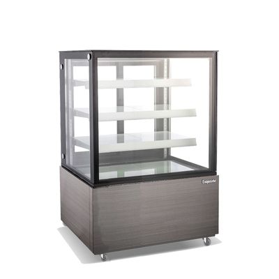 CAKE DISPLAY COLD 390L 940MM, EXQUISITE