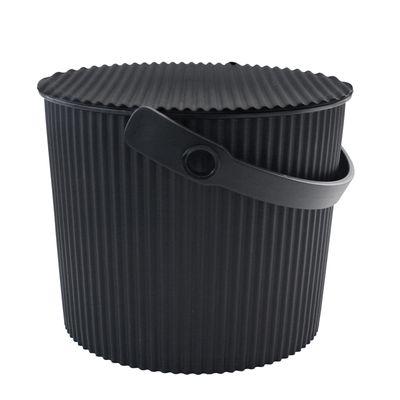 BUCKET 8L BLACK, ICON CHEF TRENDI