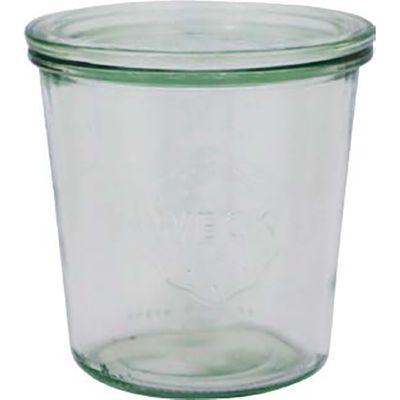 WECK JAR GLASS W/LID