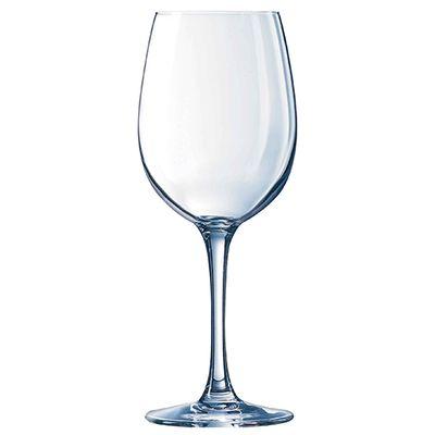 GLASS 350ML RECEPTION W/LINE