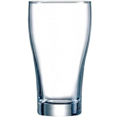 ARC GLASS BEER CONICAL