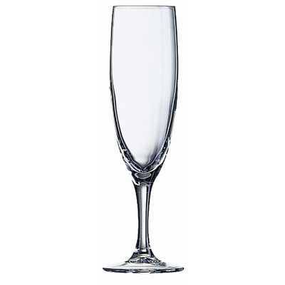 GLASS FLUTE ELEGANCE 170ML ARC