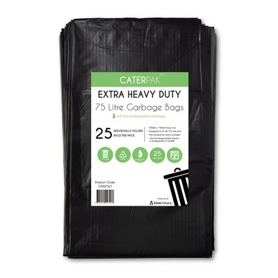 HEAVY DUTY GARBAGE BAG 75LT