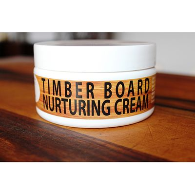 TIMBER BOARD NURTURING CREAM 220G, BC