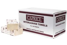 INTERLEAVED HAND TOWEL 150PKT 16CTN