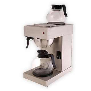 CROWN DRIPOLATOR COFFEE MACHINE 24 CUP