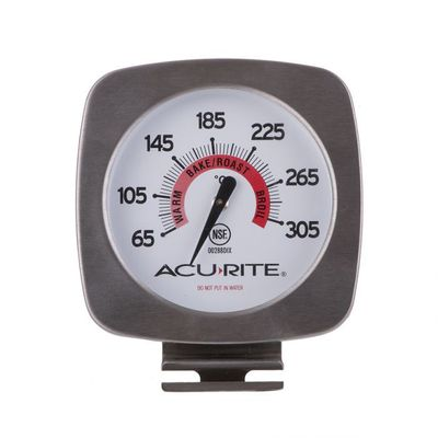 THERMOMETER OVEN LARGE DIAL, ACURITE