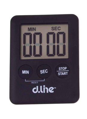DLINE DIGITAL TIMER 100MIN SLIMLINE