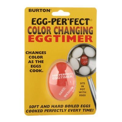 TIMER EGG PERFECT COLOUR CHANGE- BURTON