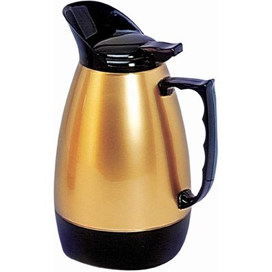 JUG INSULATED 2LTRE BLACK/GOLD HOT&COLD