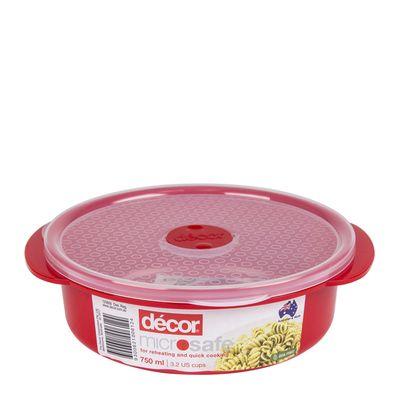 STORER ROUND DECOR - MICROSAFE