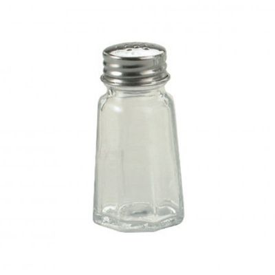 SALT & PEPPER SHAKER GLASS 30ML