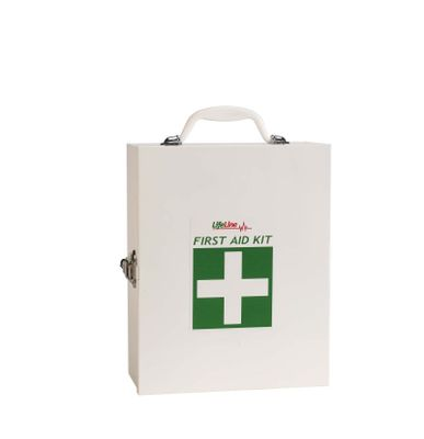 FIRST AID KIT 4  WALL MOUNT