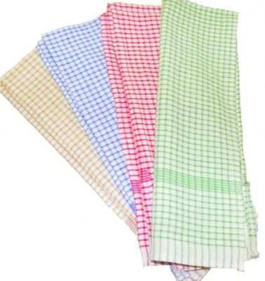 JUMBO TEATOWEL 60/90 ASSORTED COLOURS