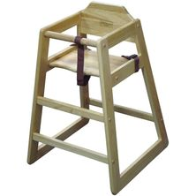 NATURAL HIGH CHAIR