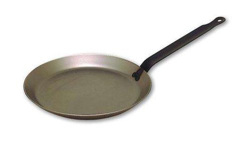 OMELETTE PAN BLACK STEEL MURDOCK