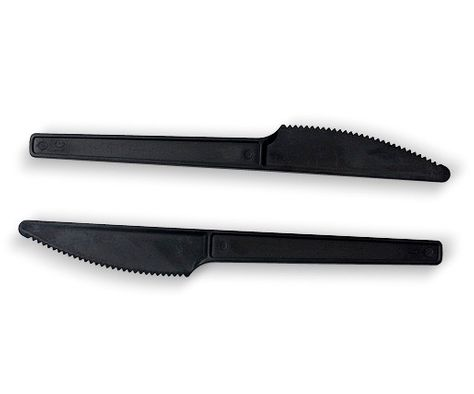 "KNIFE BLACK 6"" PSM"