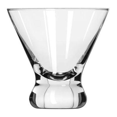 GLASS COSMOPOLITAN MARTINI 8OZ