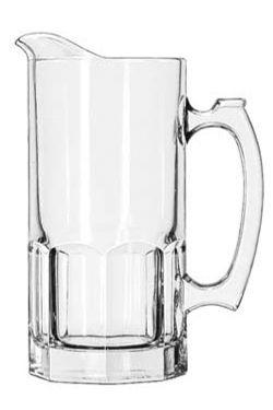 PITCHER GLASS 1LT, LIBBEY GIBRALTAR