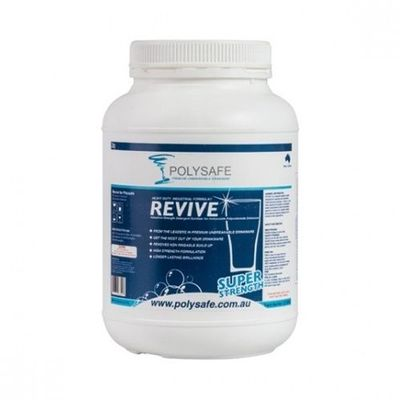POLYCARB CLEANER 2.5KG, POLYSAFE REVIVE