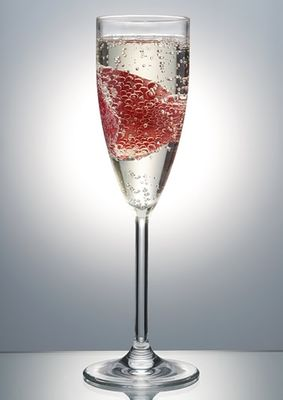 CHAMPAGNE FLUTE 170ML P/CARB, POLYSAFE