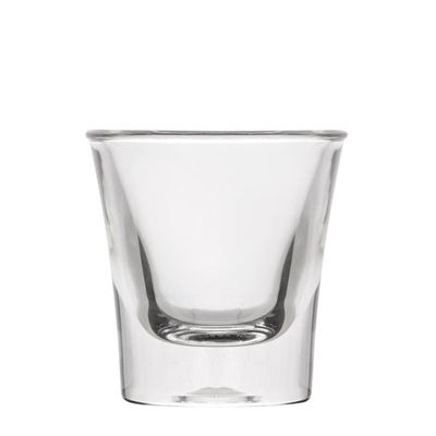 SHOT GLASS 30ML P/CARB, POLYSAFE