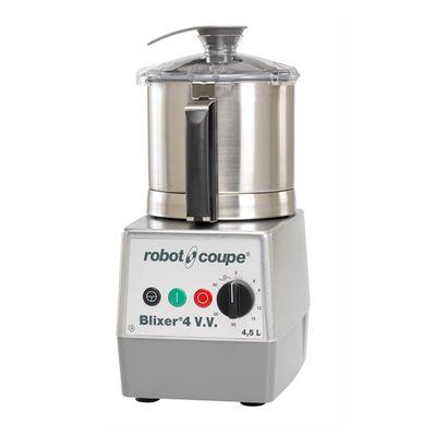 BLIXER 4 VV 4.5L S/S BOWL ROBOT COUPE