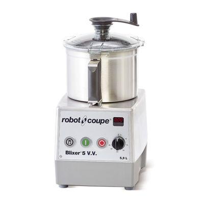 BLIXER 5 VV 5.5L S/S BOWL ROBOT COUPE