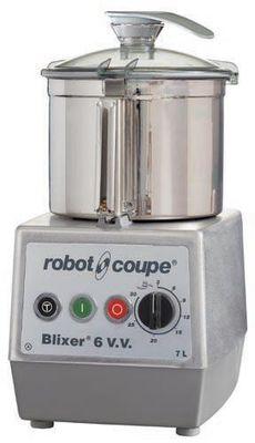 BLIXER 6 VV 7L S/S BOWL ROBOT COUPE