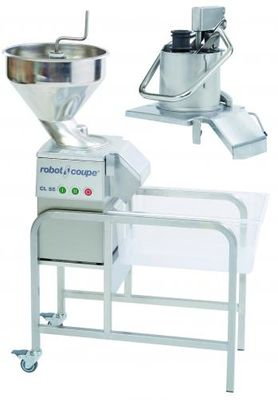VEG PREP MACHINE CL55 2 FEED HEADS R/C