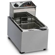 FRYER COUNTER TOP 8LT 1 BASKET ROBAND