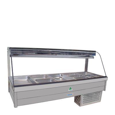 CURVE COLD FOOD BAR 10 PAN ROBAND