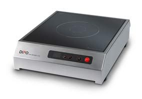 INDUCTION COOKER COUNTER TOP 10AMP DIPO