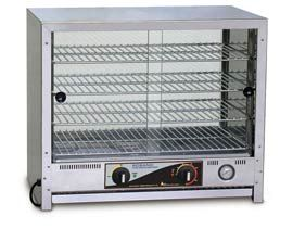PIE WARMER 40 CAPACITY SQUARE ROBAND