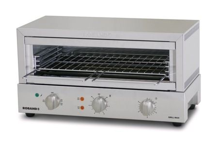 TOASTER GRILL MAX 8 SLICE ROBAND