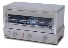 TOASTER GRILL MAX GLASS 8 SLICE ROBAND