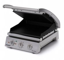 GRILL STATION SMOOTH N/ST 6 SLICE ROBAND