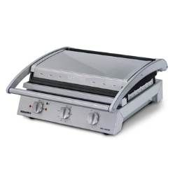 GRILL STATION RIBBED N/ST 8 SLICE ROBAND