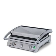 GRILL STATION SMOOTH N/ST 8 SLICE ROBAND