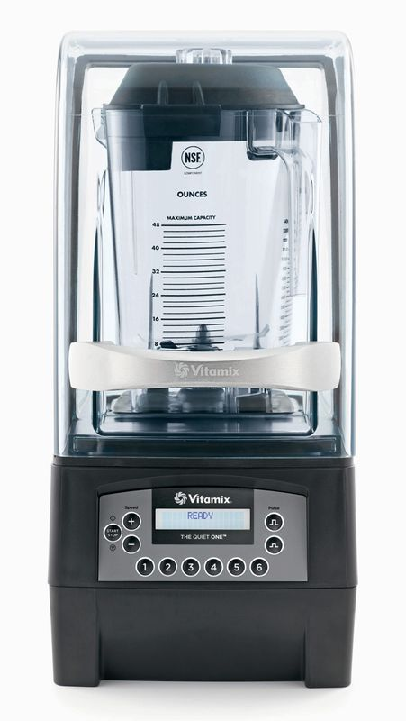 THE QUIET ONE ON COUNTER 1.4L VITAMIX