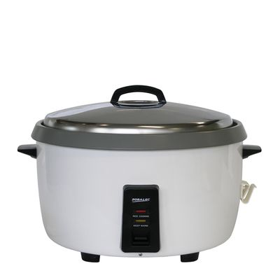 RICE COOKER 55 CUP 10L 15AMP ROBALEC