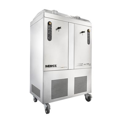 ICE CREAM MAKER GELATO 5+5K CREA NEMOX