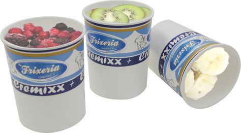 572 DISPOSABLE BOWLS FRIXAIR NEMOX