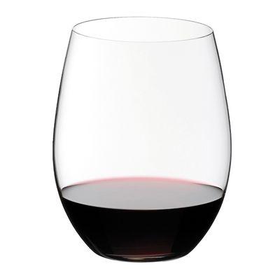 GLASS CAB/MERLOT 2PK,RIEDEL 'O' SERIES