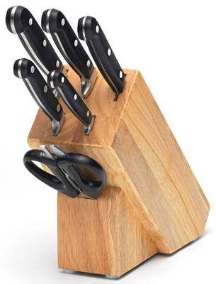 KNIFE BLOCK 7PCE, MUNDIAL CLASSIC